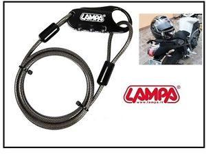 Lucchetti casco moto