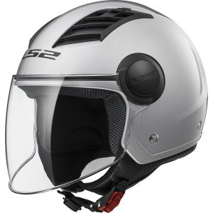 LS2 Caschi Moto Verso Bianco