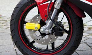 lucchetto moto